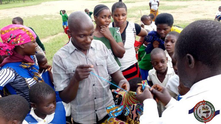 Men Involvement in ECD Project Activities