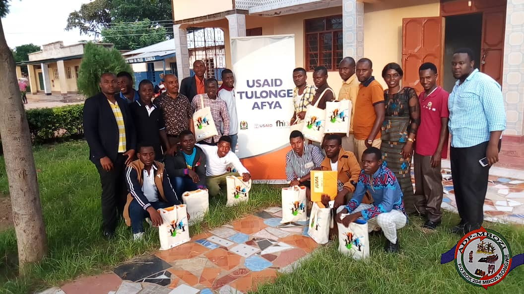 USAID Tulonge Afya project youth platform orientation