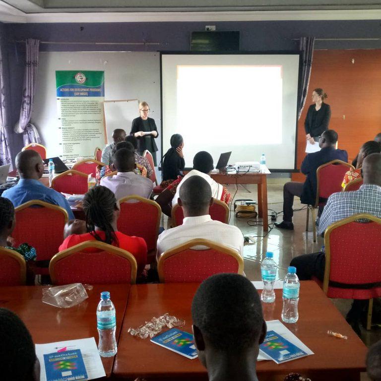 Baseline report dissemination workshop