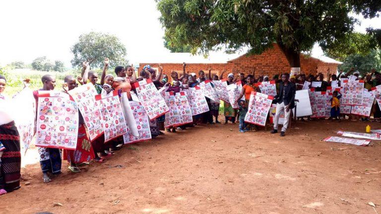 Early Childhood Development (ECD) day at Isalalo village – Wasa ward