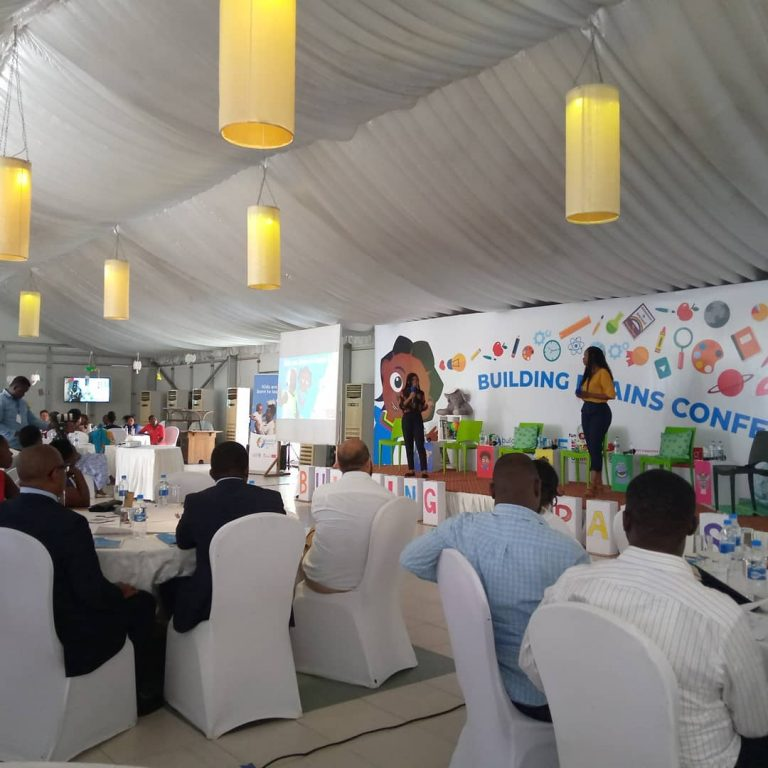Building brains conference hosted by Ubongo Limited