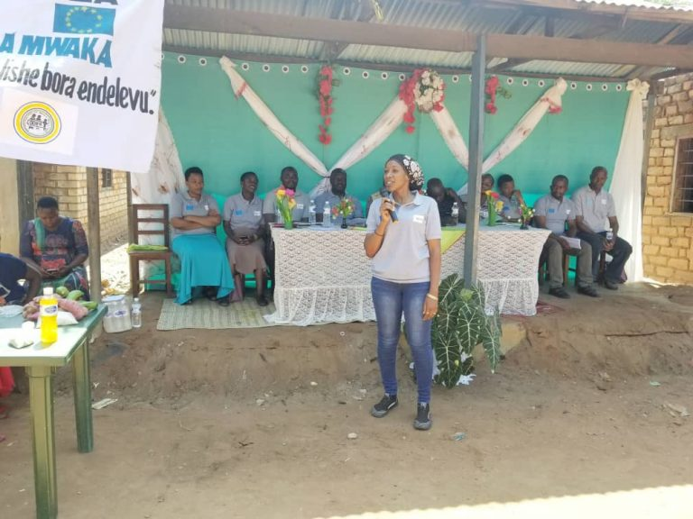 Commemoration of World Food Day at Katumba ward – Nsimbo DC, Katavi Region