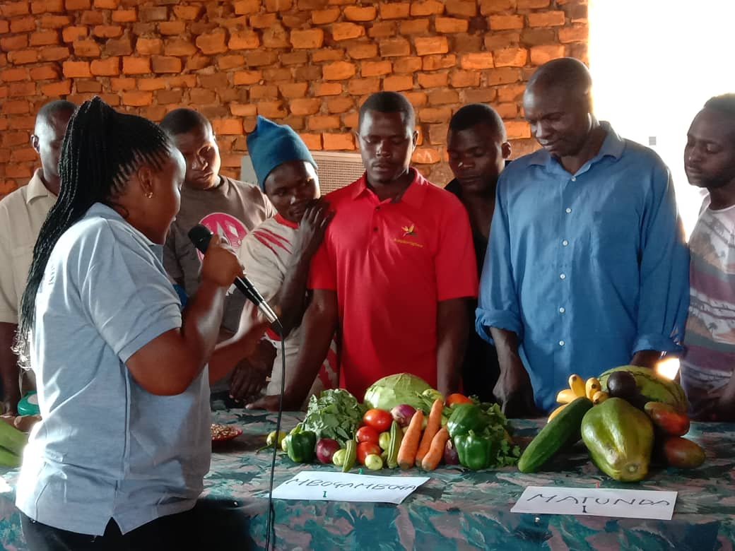 Commemoration of World Food Day at Iyula ward – Mbozi District, Songwe Region
