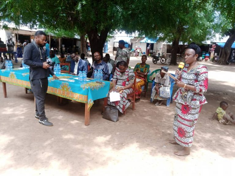 Women's Day 2021 at Songwe District